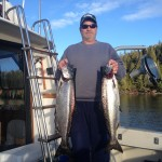 King Salmon Fishing in Ketchikan