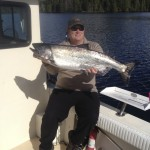 Ketchikan Salmon Fishing King Salmon
